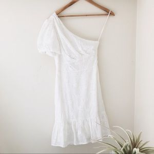 Urban Outfitters Eyelet Dress